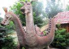 Памятник Змею Горынычу