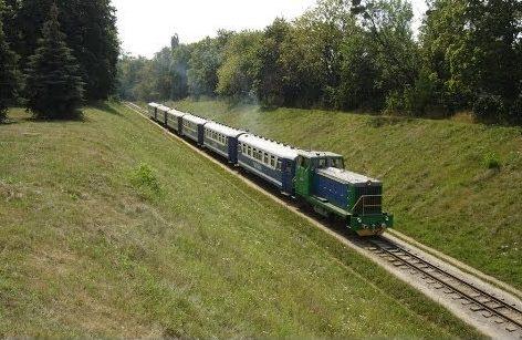 Поезд Малой Южной