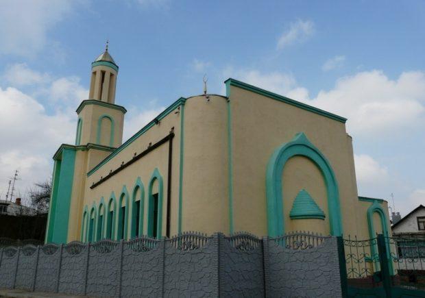 Харьковская соборная мечеть