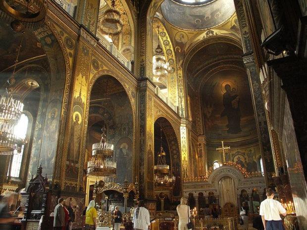 Владимирский-собор-иконостас