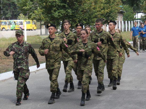 военно-патриотическая подготовка