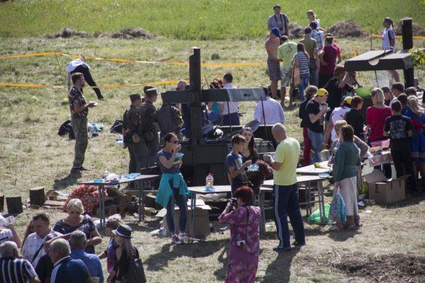 Фестиваль в Верхнем Салтове