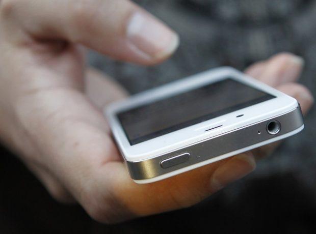 кража телефонов