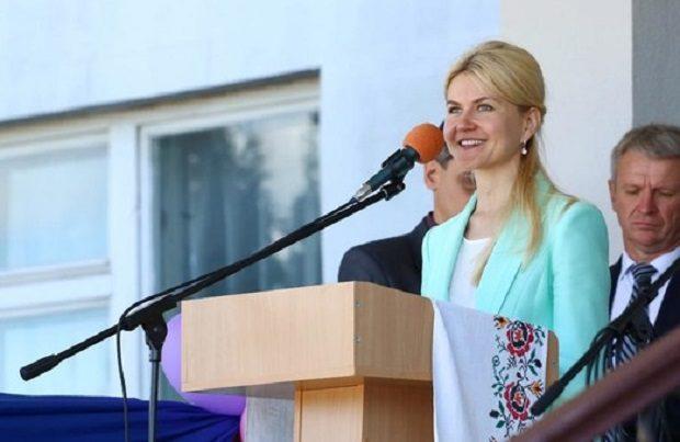 Юлия Светличная