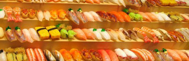 Доставка суши и пиццы «Золотая рыбка»