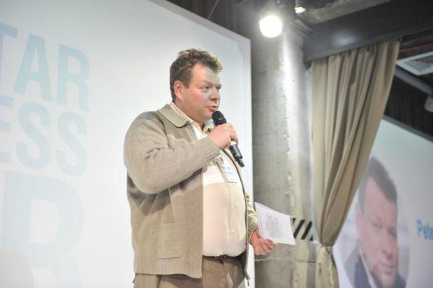 """Петр Чернышов, Президент """"Киевстар"""""""