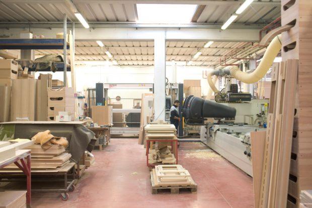 Мебельный цех, производство мебели