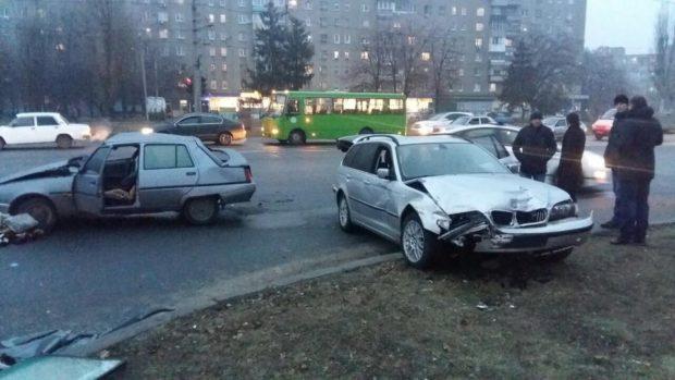 авария дтп Киргизская Ландау