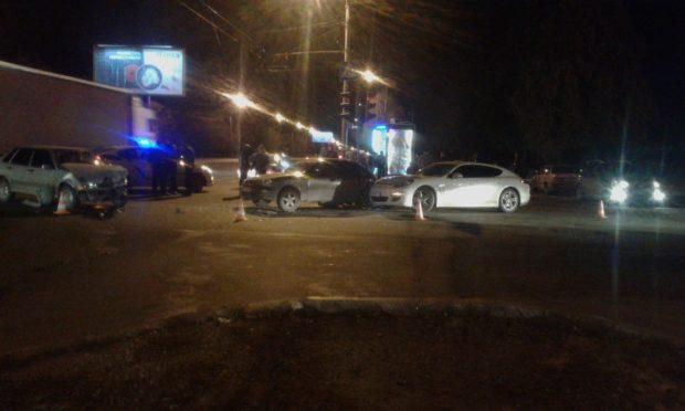 дтп авария пострадавший