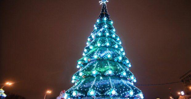 елка харьков