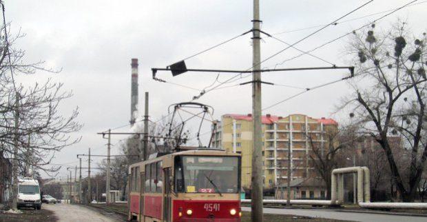 москалевская движение транспорт
