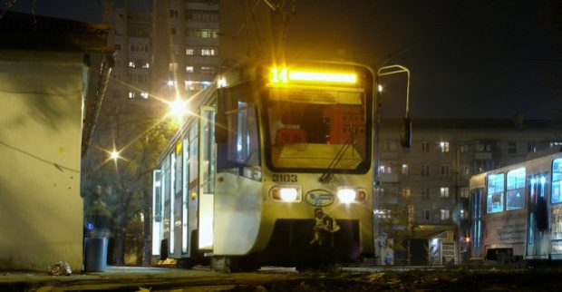 гоэлетротраспорт курсирование трамвай
