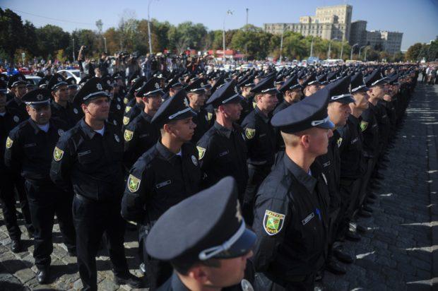 полиция патруль харьков угроза