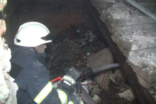 пожар пушкинская спасатели