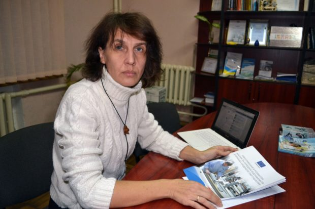 Наталья Яковлева. Фото -MyKharkov.info