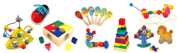 Как выбирать игрушки и одежду для маленьких детей?