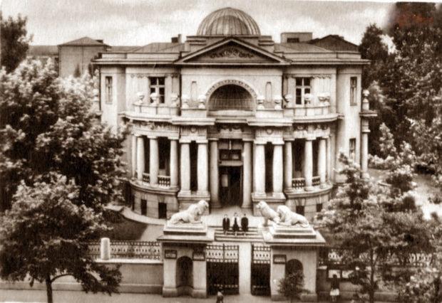 дом юзефовича