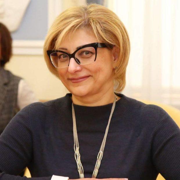 Виктория Белявцева, директор департамента по повышению конкурентоспособности Харьковской областной администрации