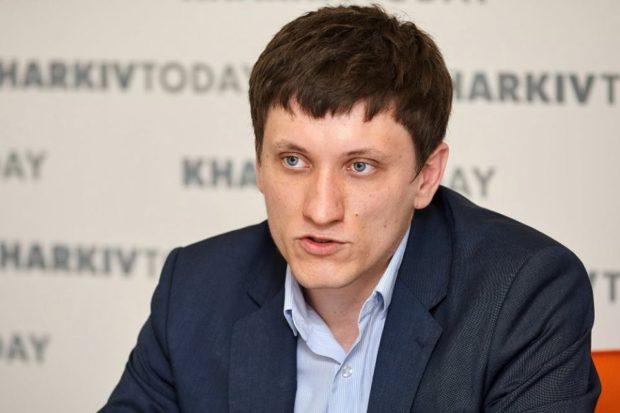 Дмитрий Дробот