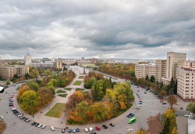 Вид с Госпрома