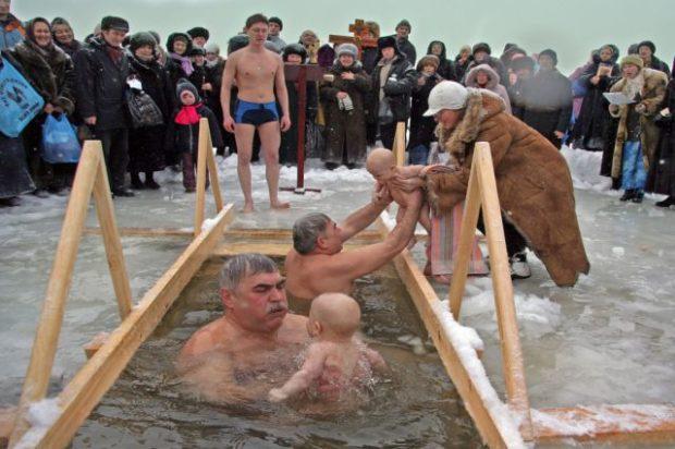 Для тех, кто решился: где в Харькове окунуться в прорубь на Крещение фото 4