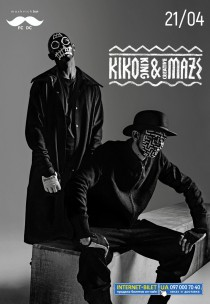 "Концерт ""Kiko King & Creativemaze"" Харьков"