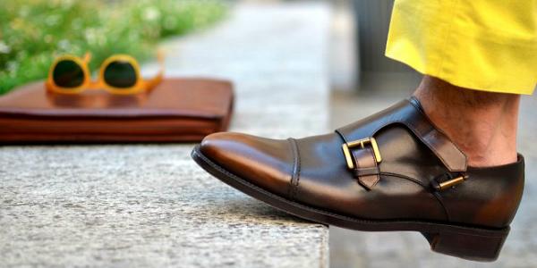монки туфли
