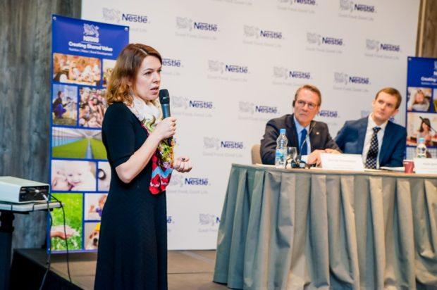 Nestlé в Україні