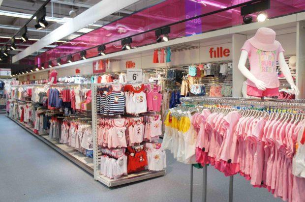 Модная детская одежда для новорождённых