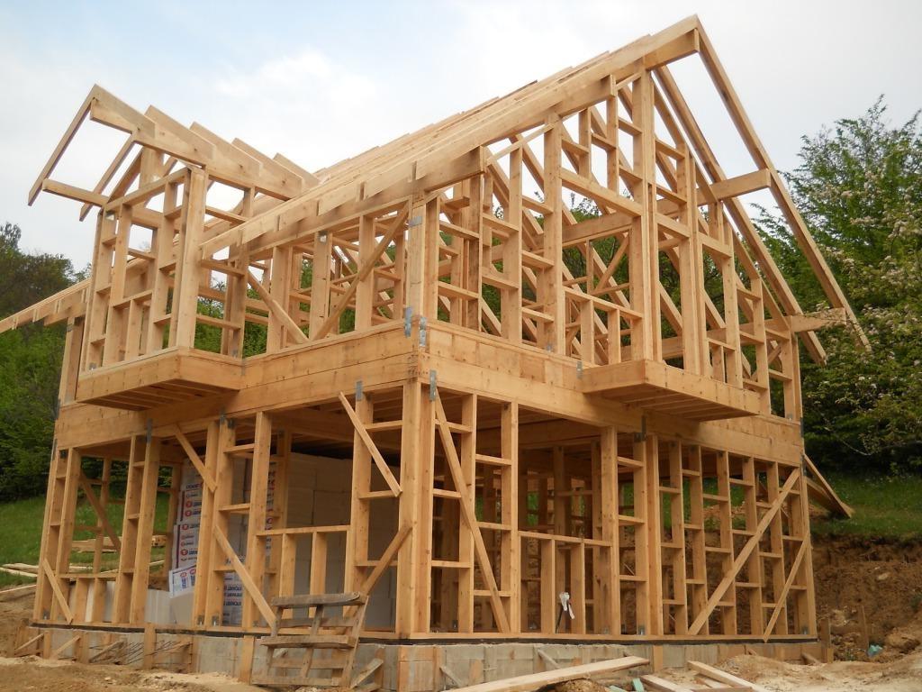 Построить каркасный дом с мансардой своими руками 5