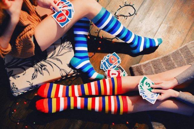 Современные и модные носки MO-KO-KO Socks