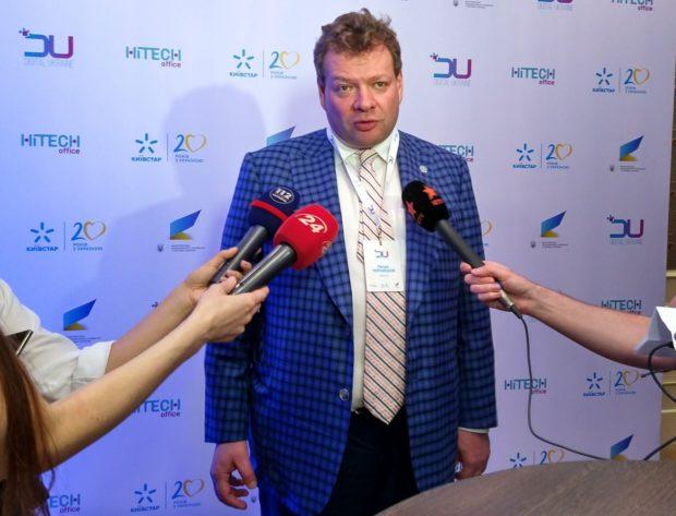 Президент Киевстар на Digital Ukraine Forum