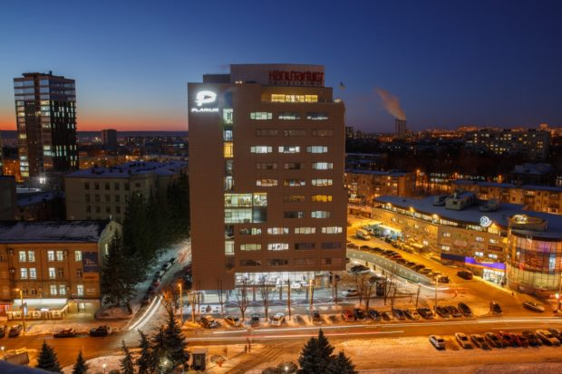 Офис Plarium в Харькове