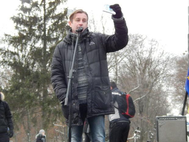 26 лет в Харькове: Сергей Жадан сегодня отмечает День рождения фото 5