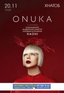 ONUKA & НАОНI Харьков