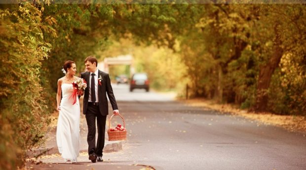 свадьба съемка