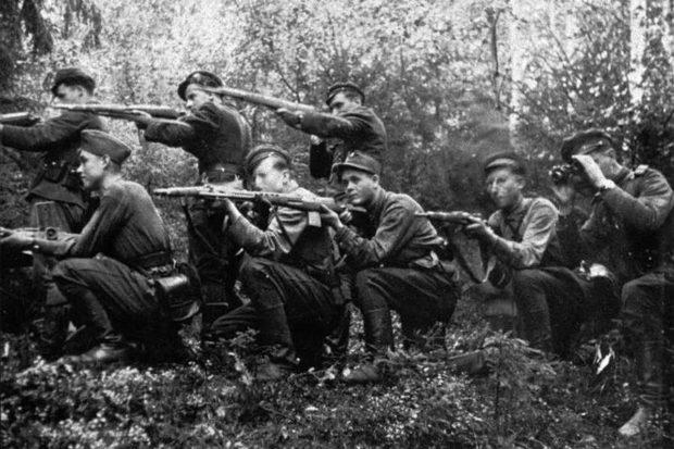 Харьковчане воевавшие в УПА