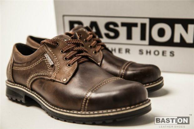 Обувь от Bastion
