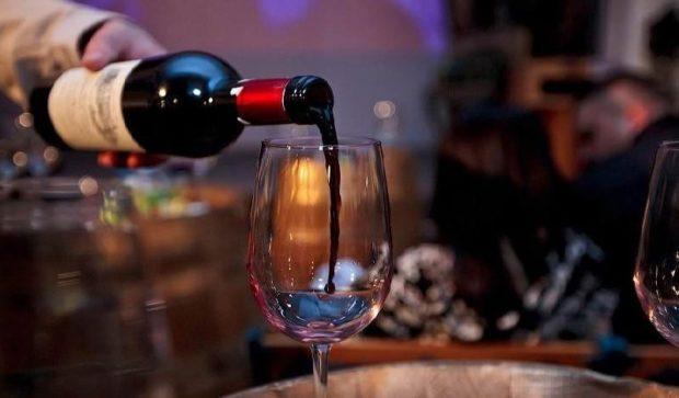 Вино, хранение