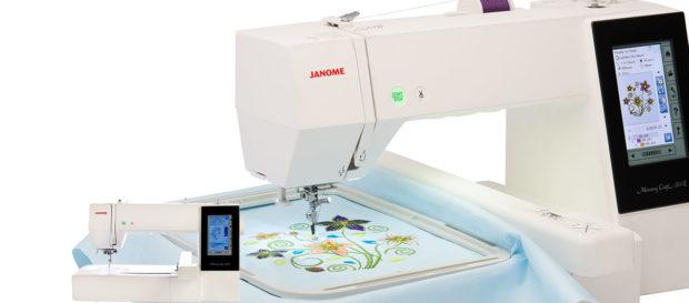 швейную машину Janome