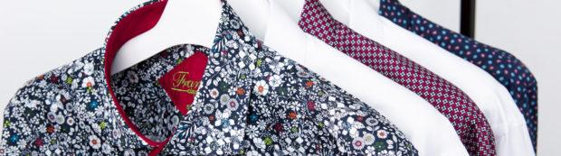 Преимущества мужских рубашек Franttini