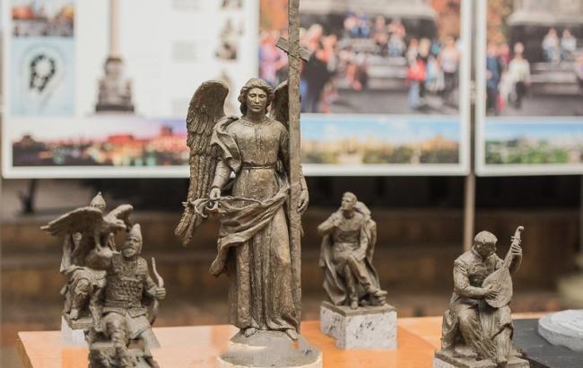 Проект памятного знака на площади Свободы