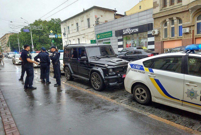 Скандал с сыном экс-депутата Олега Каратуманова