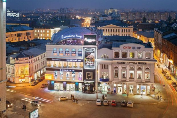 ТРЦPalladium, Panorama Lounge Харьков