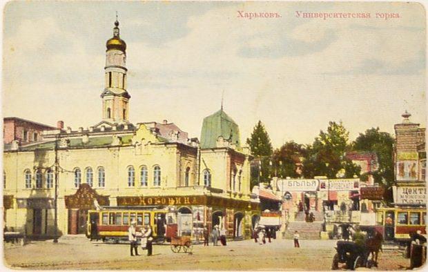 Бюджет города Харькова в 1889 году