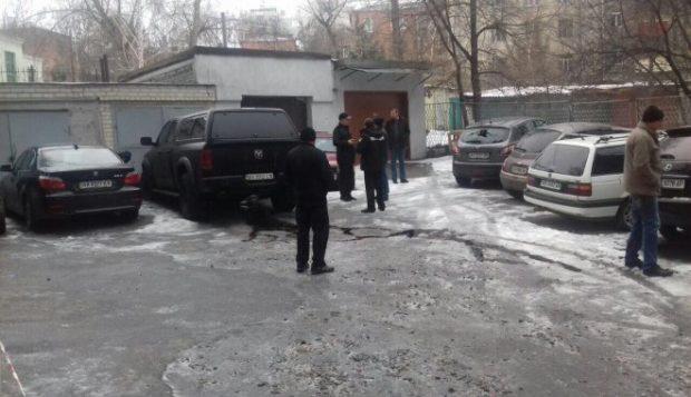 Вцентре Харькова подорвали вседорожный автомобиль одиозного полицейского Николая Черемухина | NewsRoom