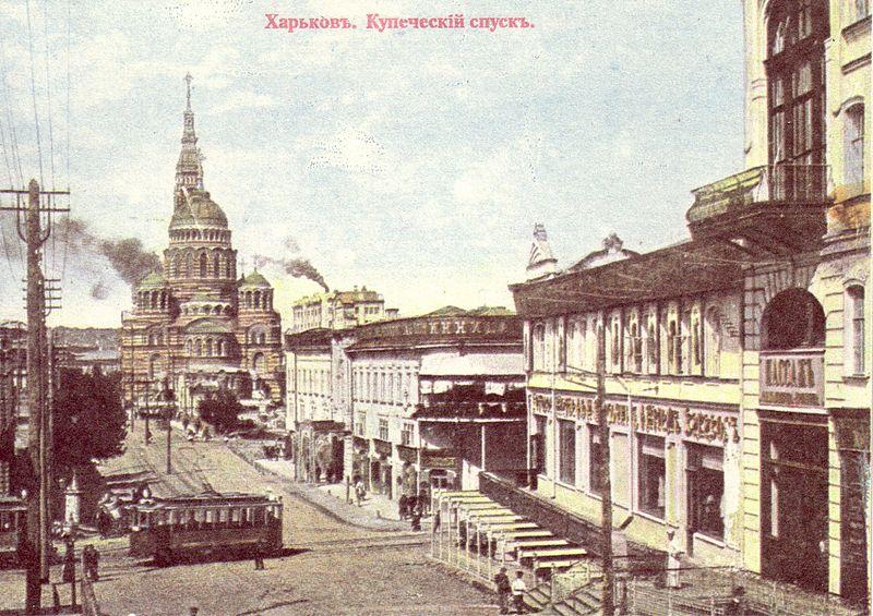 Доходы Харьковской городской думы