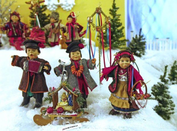 рождество украина
