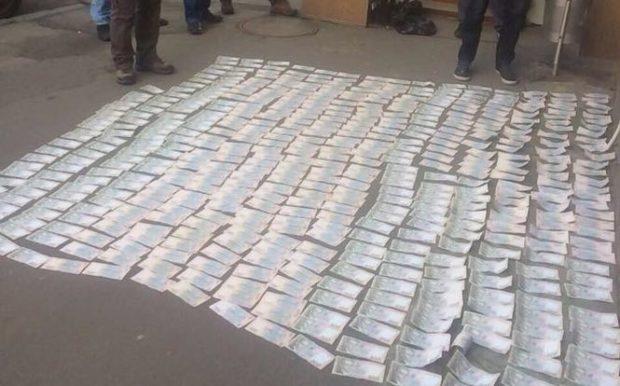 НаХарьковщине взяли споличным главного ревизора-фискала области