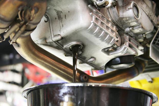 Как поменять двигатель